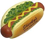 Hot Dog Stress Balls